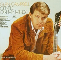 Glen Campbell - Gentle On My Mind (CD) - Cover