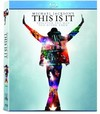 Michael Jackson's This Is It (Region A Blu-ray)