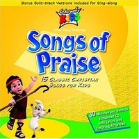 Cedarmont Kids - Classics: Songs of Praise (CD) - Cover