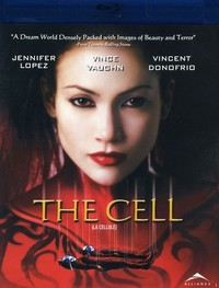 Cell (2000) (Region A Blu-ray) - Cover