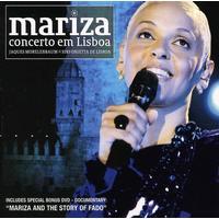 Mariza - Concerto En Lisboa (CD)