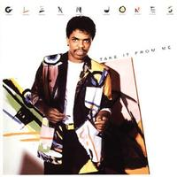 Glenn Jones - Take It From Me (Expanded Edition) (CD)
