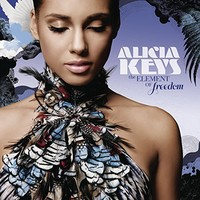 Alicia Keys - Element of Freedom (CD) - Cover