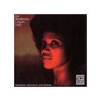 Joe Henderson - Canyon Lady (CD) - Cover