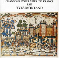 Yves Montand - Chansons Populaires (CD) - Cover