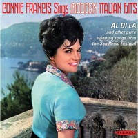 Connie Francis - Sings Modern Italian Hits (CD) - Cover