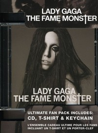 Lady Gaga - Fame Monster Ultimate Fan Pac (Large) (CD) - Cover