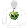 The Beatles Apple Hooded Top White (Medium)