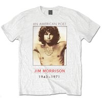 The Doors American Poet Mens T-Shirt (X-Large) - Cover