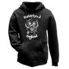 Motorhead England Mens Hoodie (XX-Large)
