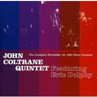 John (Quintet) Coltrane - Complete November 18 1961 Paris Concerts (CD)