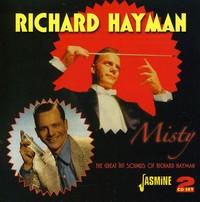 Richard Hayman - Misty / Great Hit Sounds (CD) - Cover