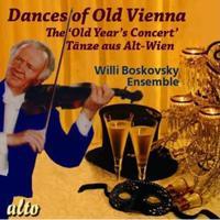 Willi Boskovsky - Dances of Old Vienna (CD)