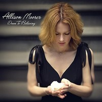 Allison Moorer - Down to Believing (CD) - Cover