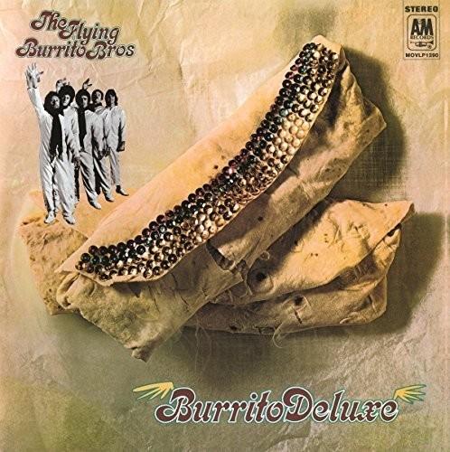 Flying Burrito Brothers Burrito Deluxe Vinyl Music