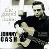 Johnny Cash - Gospel According to Johnny Cash (CD) Cover