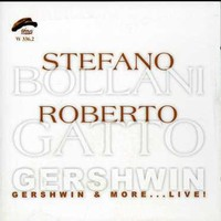 Stefano Bollani - Gershwin & More: Live (CD) - Cover