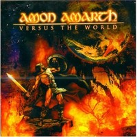 Amon Amarth - Versus the World (CD) - Cover
