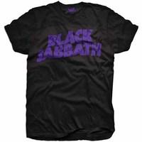 Black Sabbath Wavy Logo Youth 7-8 Large (Large) - Cover
