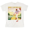Elton John Goodbye Yellow Brick Road Album White Mens T-Shirt (Large)
