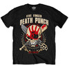 Five Finger Death Punch Zombie Kill Mens T-Shirt (X-Large)