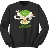 Green Day Welcome To Paradise Youth Sweatshirt 3-4 (Small) - Cover