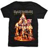 Iron Maiden CM EXL Seventh Son T-Shirt (Small)