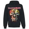 Iron Maiden Final Frontier Big Head Mens Hoodie (XX-Large)
