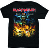 Iron Maiden Holy Smoke Mens Black T-Shirt (Small)