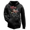 Iron Maiden The Trooper Mens Hoodie (Medium)