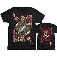 Machine Head King of Diamonds Mens T-Shirt (X-Large) - Cover
