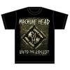 Machine Head Locust Diamond Tonefield Mens T-Shirt (Small)