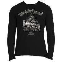 Motorhead Ace of Spades Long Sleeve Shirt (Medium) - Cover