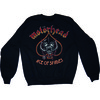 Motorhead Ace Of Spades Vintage Men Black Sweatshirt (Large)