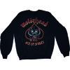 Motorhead Ace Of Spades Vintage Men Black Sweatshirt (XX-Large)