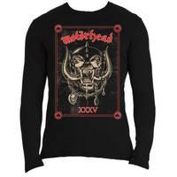 Motorhead Anniversary (Propaganda) Long Sleeve Shirt (Large) - Cover