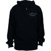 Motorhead Bad Magic Mens Zip Black Hoodie (Medium)