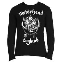 Motorhead England Long Sleeve Shirt (Large) - Cover