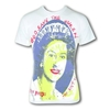 Sex Pistols Save Her White Mens T-Shirt (X-Large)