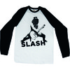 Slash Snowblind Raglan Baseball Long Sleeve T-Shirt (Large)