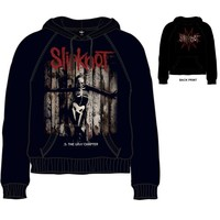 Slipknot 5 The Gray Chapter Black Mens Hoodie (Small) - Cover