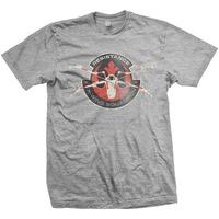 Star Wars Resistance Distress Mens Grey T-Shirt (Large) - Cover