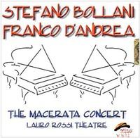 Stefano Bollani - Macerata Concert (CD) - Cover