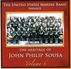 Us Marine Band - Heritage of John Philip Sousa 6 (CD)