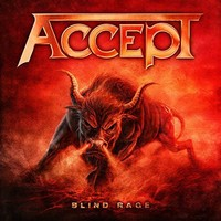 Accept - Blind Rage (Vinyl) - Cover