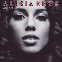 Alicia Keys - As I Am (CD) - Cover