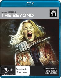 Beyond (Region A Blu-ray) - Cover