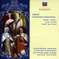 Jubilee: Celebration of Royal Music / Various (CD) - Cover
