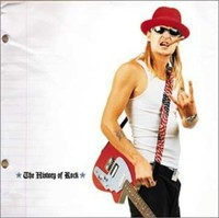 Kid Rock - History of Rock (CD) - Cover