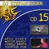 Stefan Egger - Cosmic Afro CD 15 (CD)